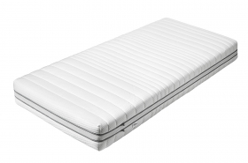 Materac Memory zdrowie+ Pokrowiec Sleep Comfort