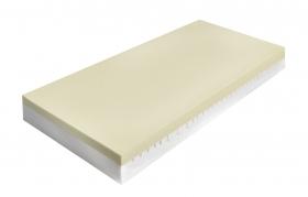 Materac Memory zdrowie+ Pokrowiec Soft Touch